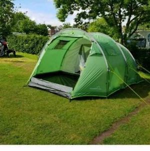 Motorsport Camping And Glamping Budget Pre-Erected 2 Man Tent photos Exterior