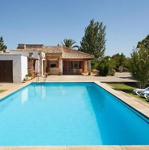 Pollenca Villa Sleeps 6 With Pool Air Con And Wifi photos Exterior