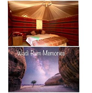 Wadi Rum Bedouin Memories Camp photos Exterior