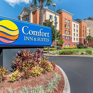 Comfort Inn & Suites Near Universal Orlando Resort-Convention Ctr photos Exterior
