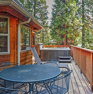 Shaver Lake Cabin With Hot Tub, Deck And Trail Access! photos Exterior