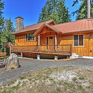 Right Arm Ranch Family Cabin In Port Angeles! photos Exterior