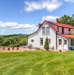 Johns Farmhouse In Mount Snow On 120 Acres! photos Exterior