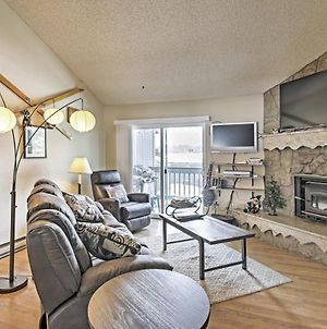 Fraser Townhome With Mtn Views - Ski, Swim, And Hike! photos Exterior