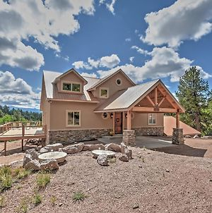 5Br Woodland Park Area Mtn Home With Pikes Peak Views photos Exterior