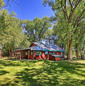 Quiet Durango Farmhouse With Beautiful Yard And Gazebo photos Exterior