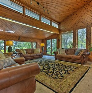 Spring Creek Retreat On 25 Acres With Mountain Views! photos Exterior