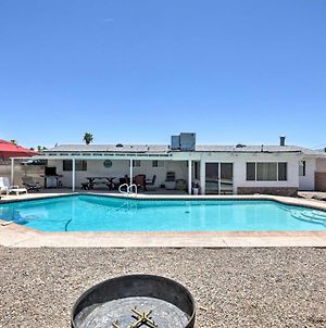 Lake Havasu Home With Heated Pool 3 Mins To Town And Lake photos Exterior