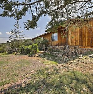 Peaceful Ranch Cabin With Scenic Views, 6 Mi To Town photos Exterior