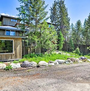 Superb Whitefish Retreat With Hot Tub, Sauna, Yoga! photos Exterior