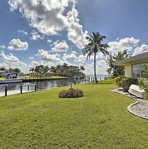 Waterfront Port Charlotte Cottage With Dock, Bch 2 Mi photos Exterior