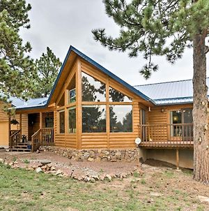 Serene Mtn Home With Decks Hike, Bike, And Raft Nearby photos Exterior