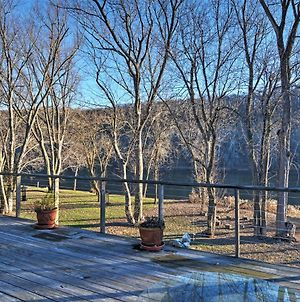 Point Pleasant House W/Deck On The Delaware River! photos Exterior
