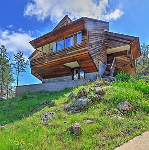Luxe Boulder Barrett House On Mtn Peak With Hot Tub photos Exterior