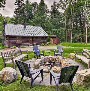Log Cabin, Mins To Green Mountain National Forest! photos Exterior