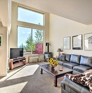 Townhome With Glacier Park And Whitefish Mtn Resort Views photos Exterior