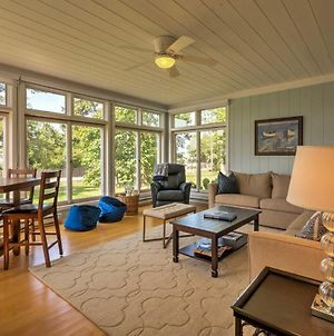 Boutique Home In Door County With Eagle Harbor Views! photos Exterior