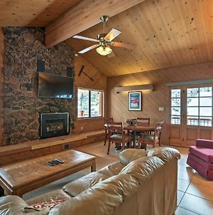 Rustic Truckee Lodge With Rec Room - Near Northstar! photos Exterior