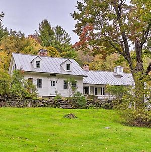 Charming Historic Farmhouse, 1 Mile To Londonderry photos Exterior