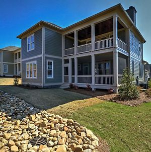 Spacious Home With 2 Decks In Reynolds Lake Oconee! photos Exterior