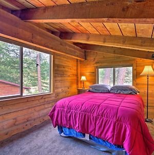 Rustic Idaho Cabin Less Than 11 Mi To Payette Ntl Forest! photos Exterior