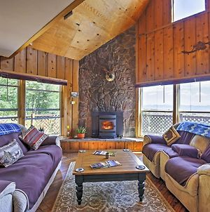 Gore Pass Kremmling Cabin With Hot Tub & Mtn Views! photos Exterior