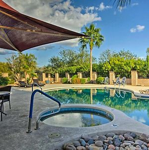 Townhome In Tucson With Mtn View, Patio And Pool Access photos Exterior