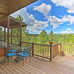 Hermosa Home With Blackhills View, Gas Grill And Deck! photos Exterior
