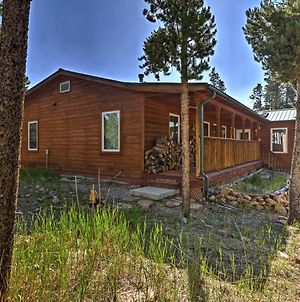 2-Acre Fairplay Cabin With Deck And Bbq - Near Breck! photos Exterior