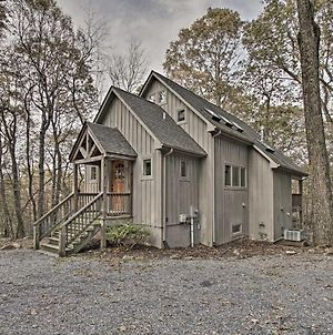 Wintergreen Cabin With Private Hot Tub, Deck And Views! photos Exterior