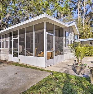 Tranquil Cabin W/Pool Access - On St. Johns River! photos Exterior