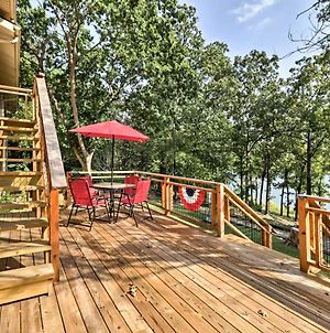 Waterfront Home On Lake Sherwood With Dock And Deck! photos Exterior