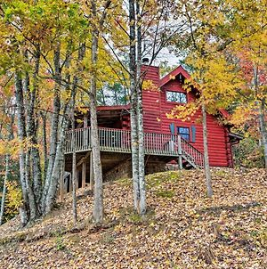 Bryson City Cabin With Deck - Near Smoky Mountains! photos Exterior