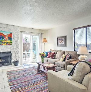 Albuquerque Townhome With Patio And Mountain Views! photos Exterior