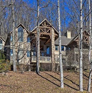 Luxury Asheville Area Home With Game Room And Deck! photos Exterior