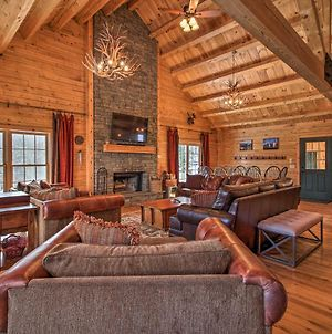 Cabin With Climbing Wall & Game Room, 5 Mi To Mt Snow photos Exterior