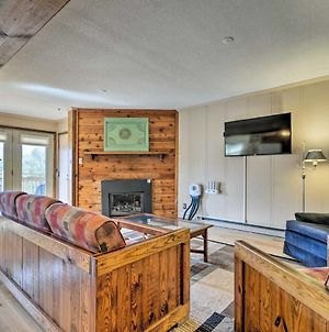 Cozy Snowshoe Condo W/ Balcony & West-Facing Views photos Exterior