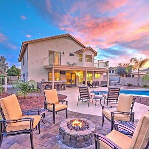 Stunning Goodyear Home With Private Hot Tub And Pool! photos Exterior