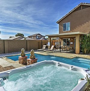 Coolidge Getaway With Private Pool, Hot Tub And Fire Pit! photos Exterior