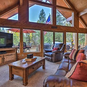 Cozy Grand Lake Home With Game Room & Fire Pit! photos Exterior
