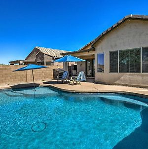 Retreat With Spacious Patio And Superstition Mtn Views photos Exterior