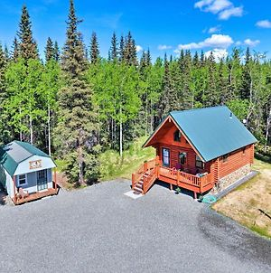 Sterling Cabin With Deck, Walk To Kenai River! photos Exterior
