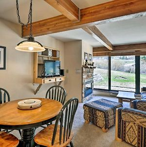 Crested Butte Condo Short Walk To Lifts With Hot Tub! photos Exterior