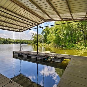 Waterfront Lake Barkley Home With Deck And Fire Pit! photos Exterior