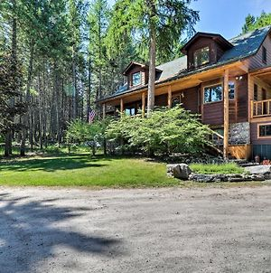 Rustic Montana Home ~5 Mi. To Flathead Lake! photos Exterior
