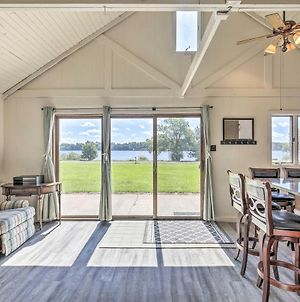 Waterfront Butternut Lake Home With Private Dock photos Exterior