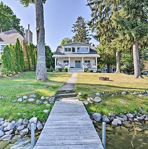 Petoskey Waterfront Cottage With Deck & Grill! photos Exterior