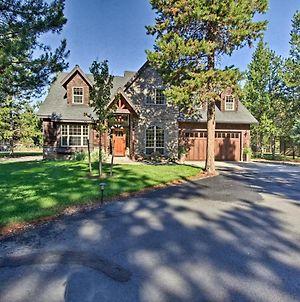 Bend Area Home With Patio, Grill And Game Room! photos Exterior
