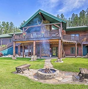 Home With Hot Tub And Pond, 15 Mi To Custer St Park photos Exterior