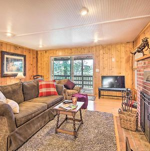 Cabin W/Patio+Grill Less Than .5 Mi To Running Springs photos Exterior